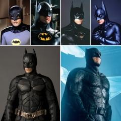 cinéma, film, batman, dc comics, dc, ben affleck, christian bale, george clooney, val kilmer, michael keaton, adam west