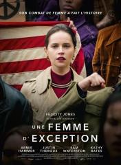 cinéma, film, biopic,  Felicity Jones, Armie Hammer, Justin Theroux, drame, mimi leder